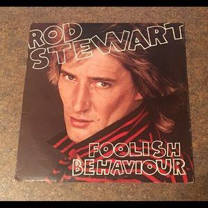 """Other - Rod Stewart 12"""" Vinyl LP Album"""